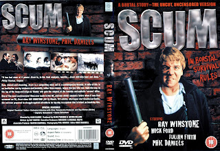 dvd and vhs covers scum dvd cover uncut version. Black Bedroom Furniture Sets. Home Design Ideas