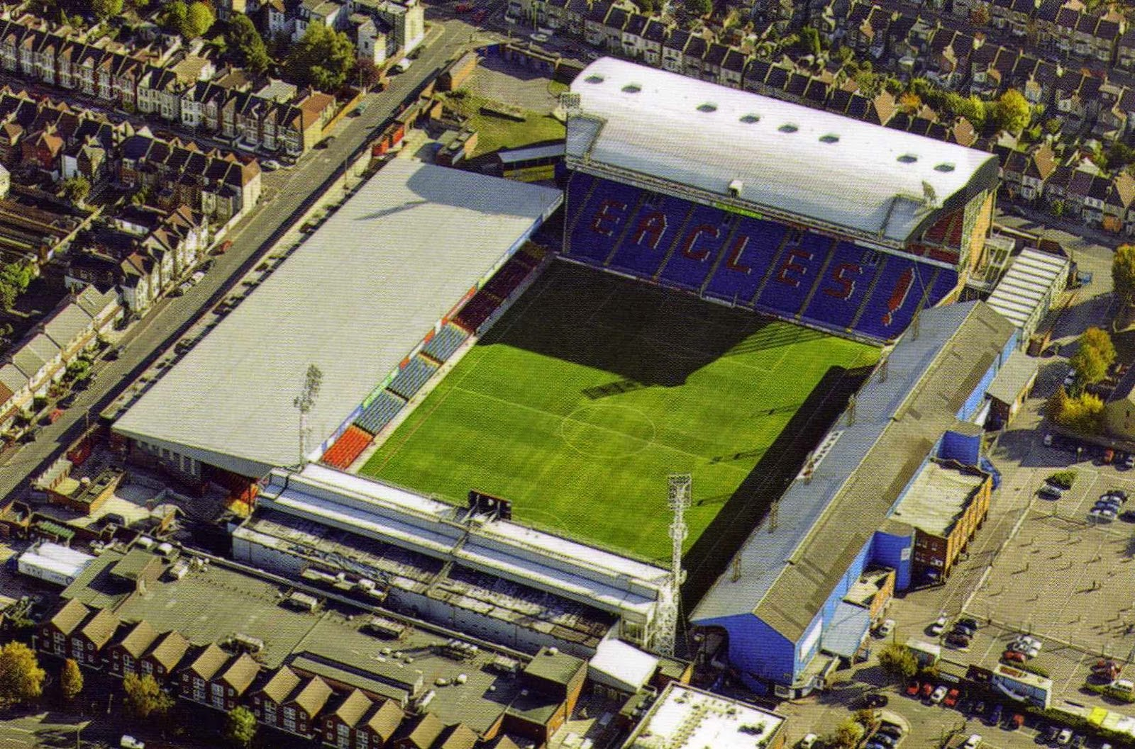 Selhurst Park Stadium-crystal palace