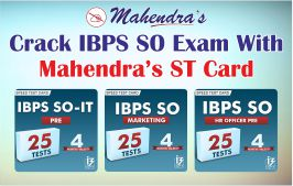 CRACK IBPS SO EXAM