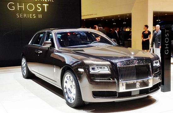 2016 Rolls Royce Ghost Series Price and Review | CAR DRIVE AND FEATURE