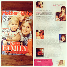 AS FEATURED IN MOTHER & BABY!