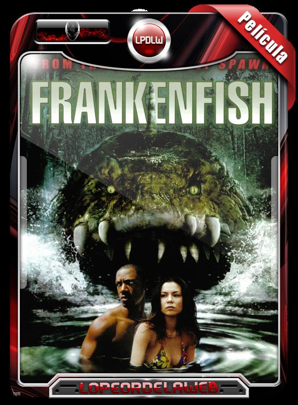 Frankenfish: La Criatura del Pantano (2004) 720p Dual H264
