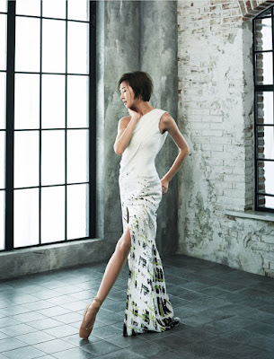 Yoon Hye Jin - Harper's Bazaar Magazine July Issue 2015