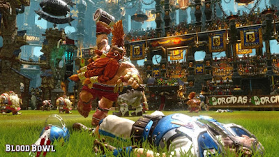 Blood Bowl 2 Gameplay PC