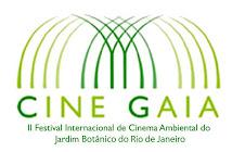 II FESTIVAL DE CINEMA AMBIENTAL DO JARDIM BOTANICO DO RIO DE JANEIRO