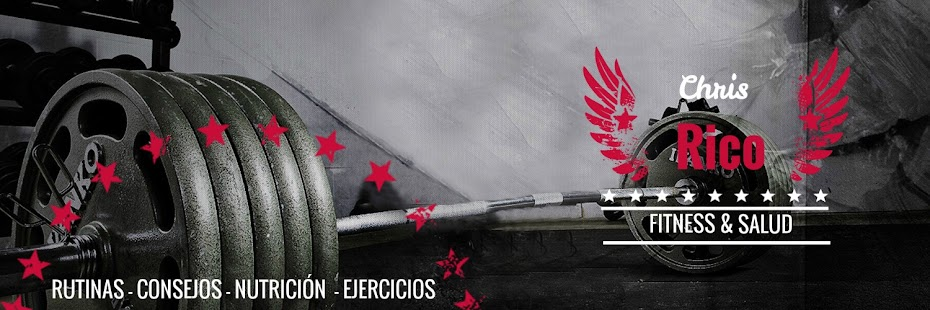 Chris Rico - Fitness y salud