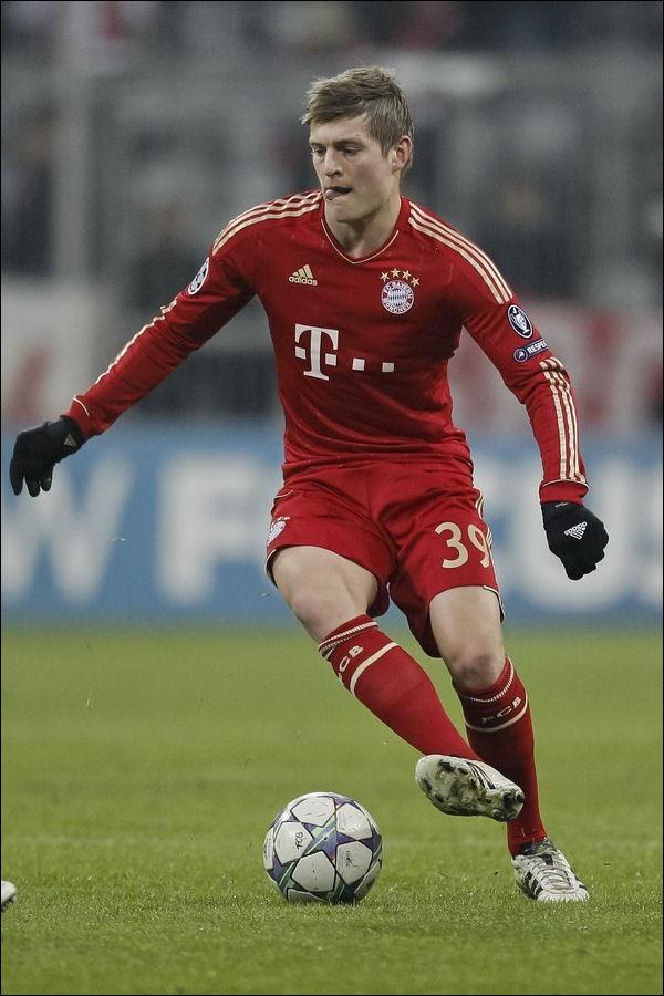 Hot Football Players: Toni Kroos