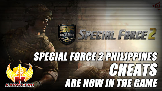 Special Force 2 Philippines Cheats Are Now In The Game