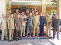 Kunjungan Kerja di Manado
