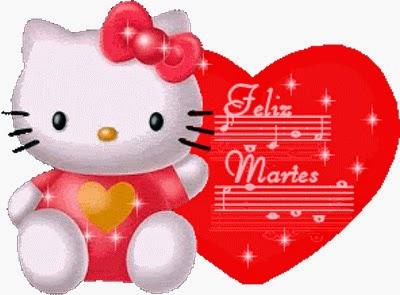 Feliz martes amor