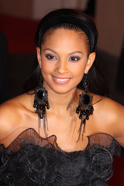 Best Alesha Dixon Hairstyle