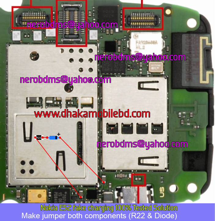 Nokia E52 Fake Charging 100  Tested  U0026 Easy Solution