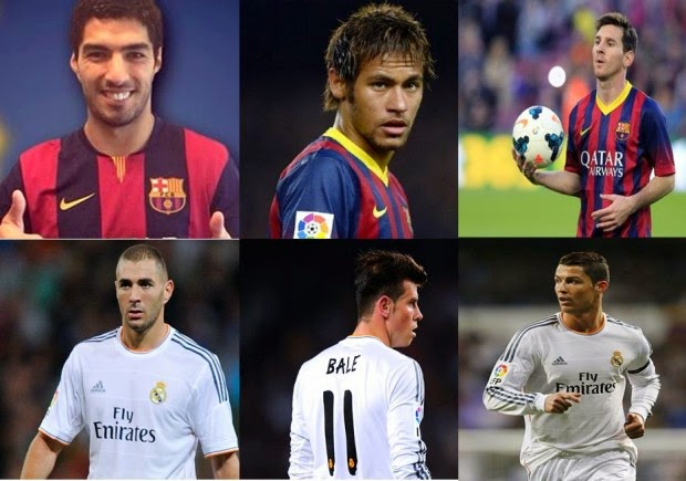 bila perlawanan barcelona vs real madrid 2014 2015