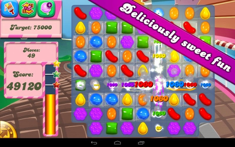 Candy Crush Saga v1.3.61 mod apk free download