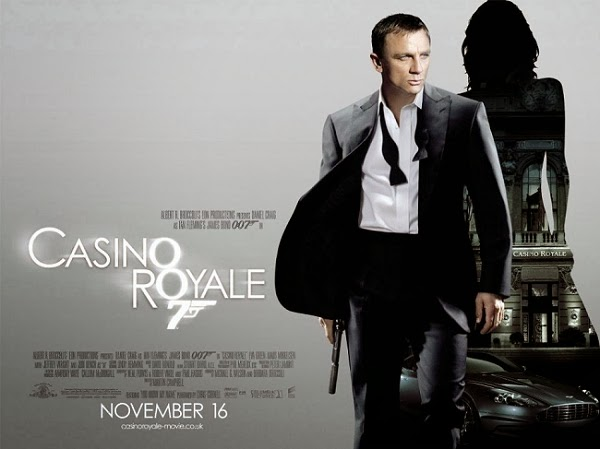 Casino Royale (2006) 448 Kbps 6CH Only Hindi Audio
