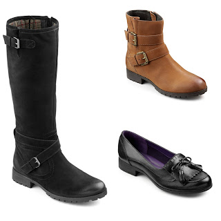 hotter shoes, belle boot, ivy boot, shipley loafers,