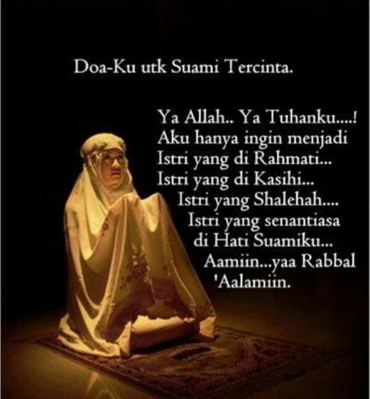 Doa untuk Suami...