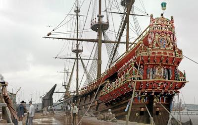 Recreación del Vasa