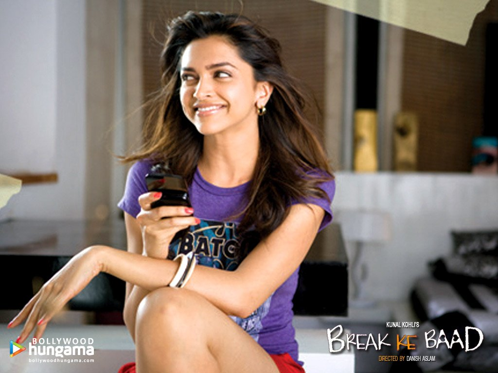 deepika padukone hot 'break ke baad' movie wallpapers | amazing pictures