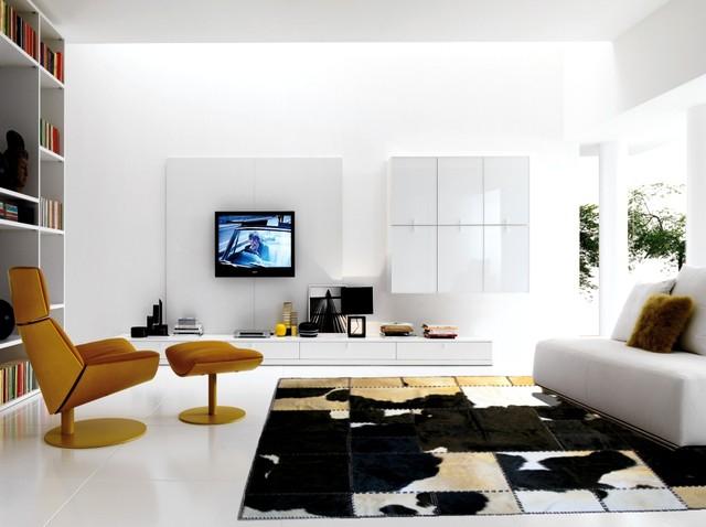 Tapis Contemporains Pour Votre Salon Dcor De Maison