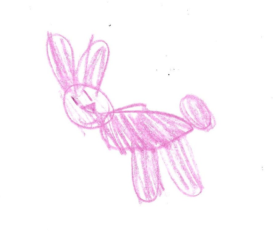 charity, ipads, autism, mollemay, purple bunny, bunny, fiverr, picture, draw anything you want for $5