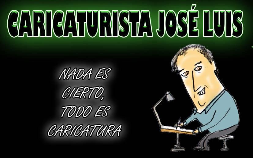 CARICATURISTA JOSÉ LUIS