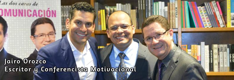 Jairo Orozco: Escritor y Conferencista Motivacional