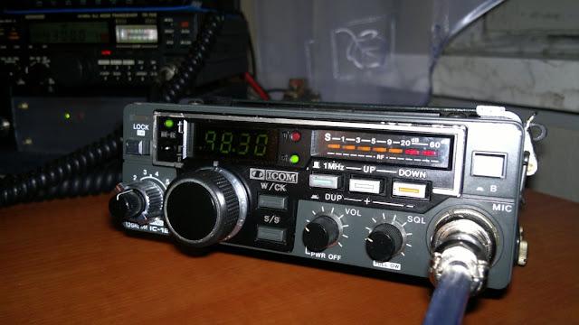 Icom IC-120 UHF