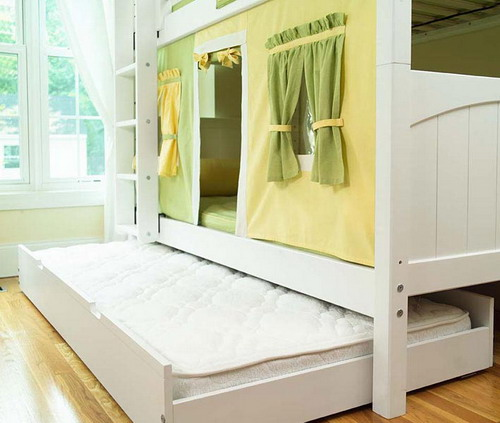 Furniture girls bedroom with trundle bed ideas