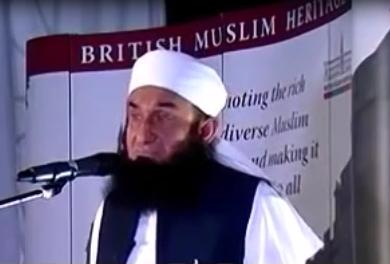 Auliya-e-Allah ki qabrain ~ Short clip of Maulana tariq jameel bayan