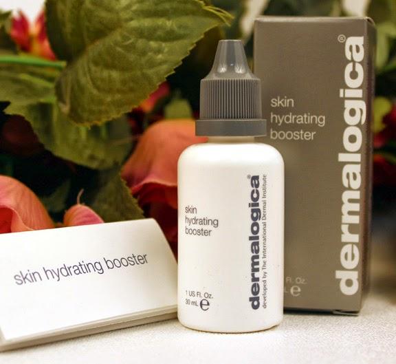 Dermalogica Skin Hydrating Booster 1 oz Mongo Kiss Blood Orange Lip Balm