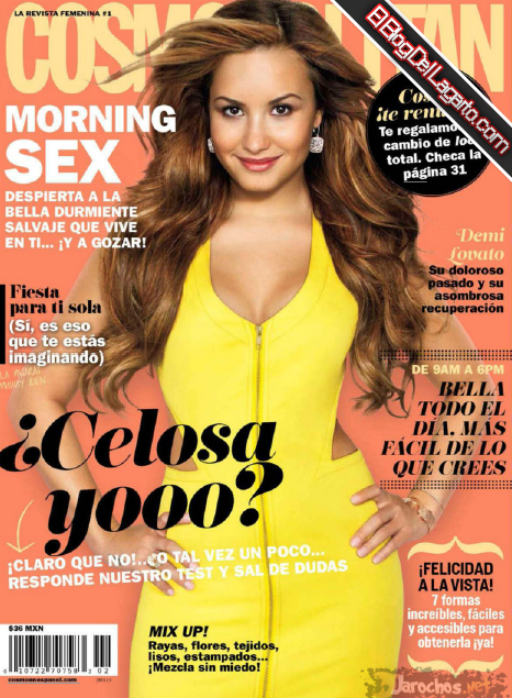 Revista Cosmopolitan México Enero 2013 PDF Digital