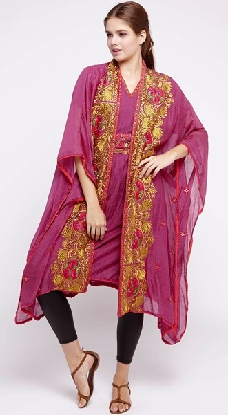 Party Wear Arabic Tunics Dress