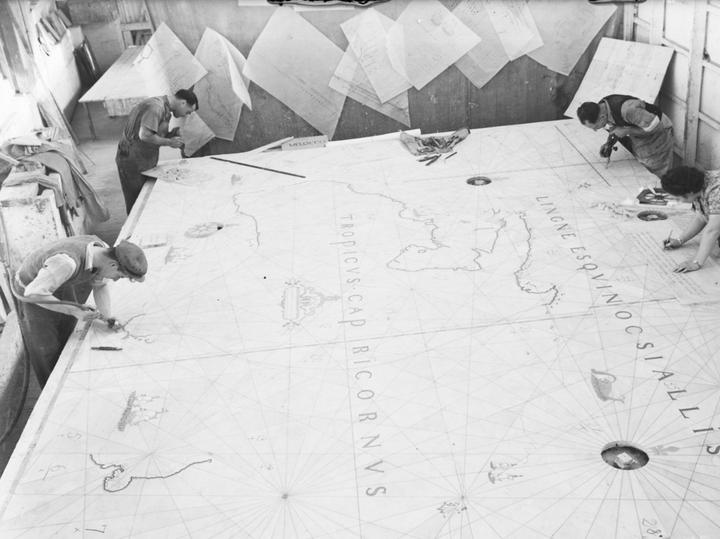 Creazione di una mappa mosaico per libreria australiana