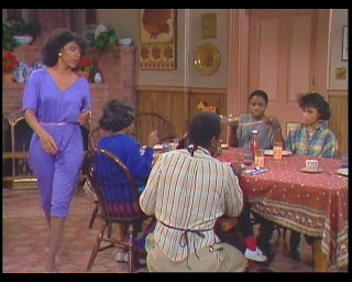 Huxtable Hotness The Cosby Show Season 1 Episode 2 Clair Vanessa Cliff Rudy Theo Denise Phylicia Rashad Tempestt Bledsoe Bill Cosby Keshia Knight Pulliam Malcolm Jamal Warner Lisa Bonet