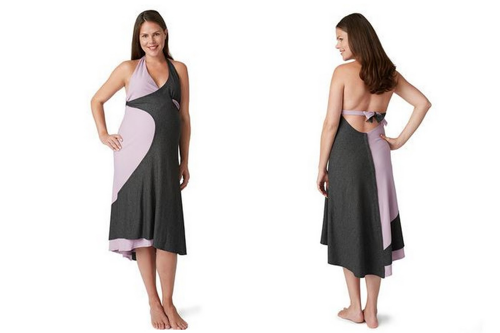 Pretty Pushers Transition Gown Review – Mama Banana\'s Adventures