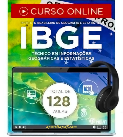 curso online IBGE 2016