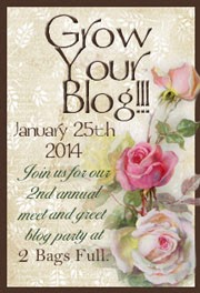 Grow Your Blog!!! See my post on January 24th!