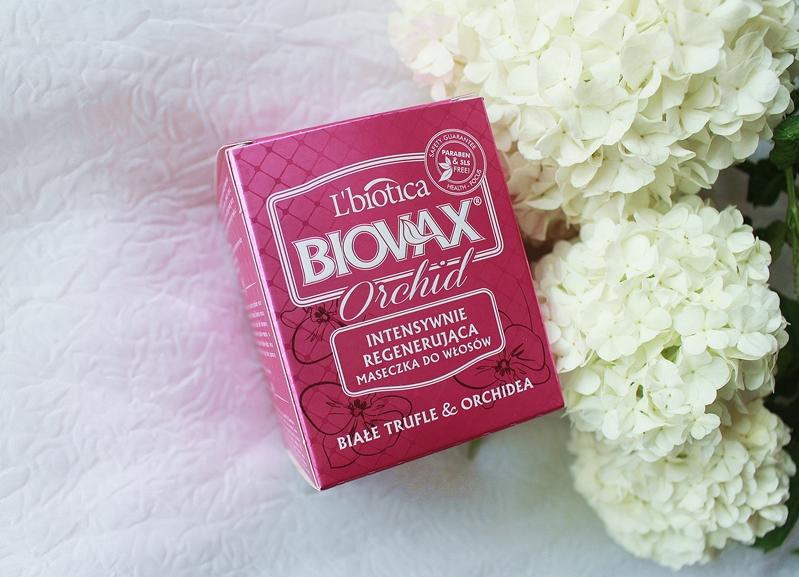 Dobra regenrująca maseczka - Biovax z orchideą i białymi truflami