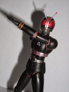 Bandai SH Figuarts Kamen Rider Black Renewal