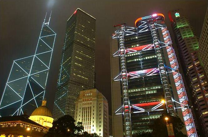 Hong Kong City | China Seen On www.coolpicturegallery.us