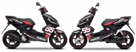 Yamaha Aerox  55 Version