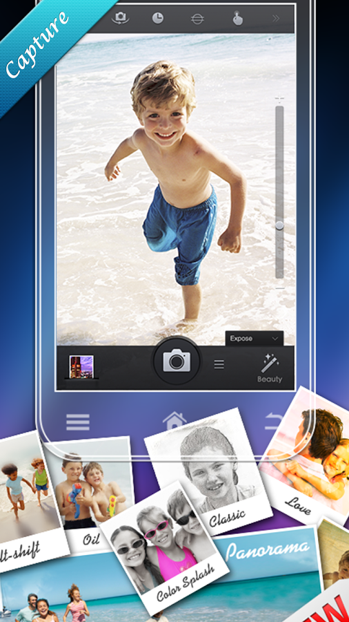 Wondershare PowerCam Android Apk resimi 1
