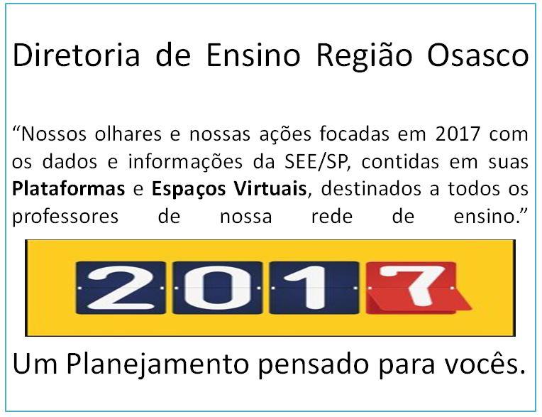 Planejamento 2017