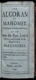 Mistranslated IN 1642