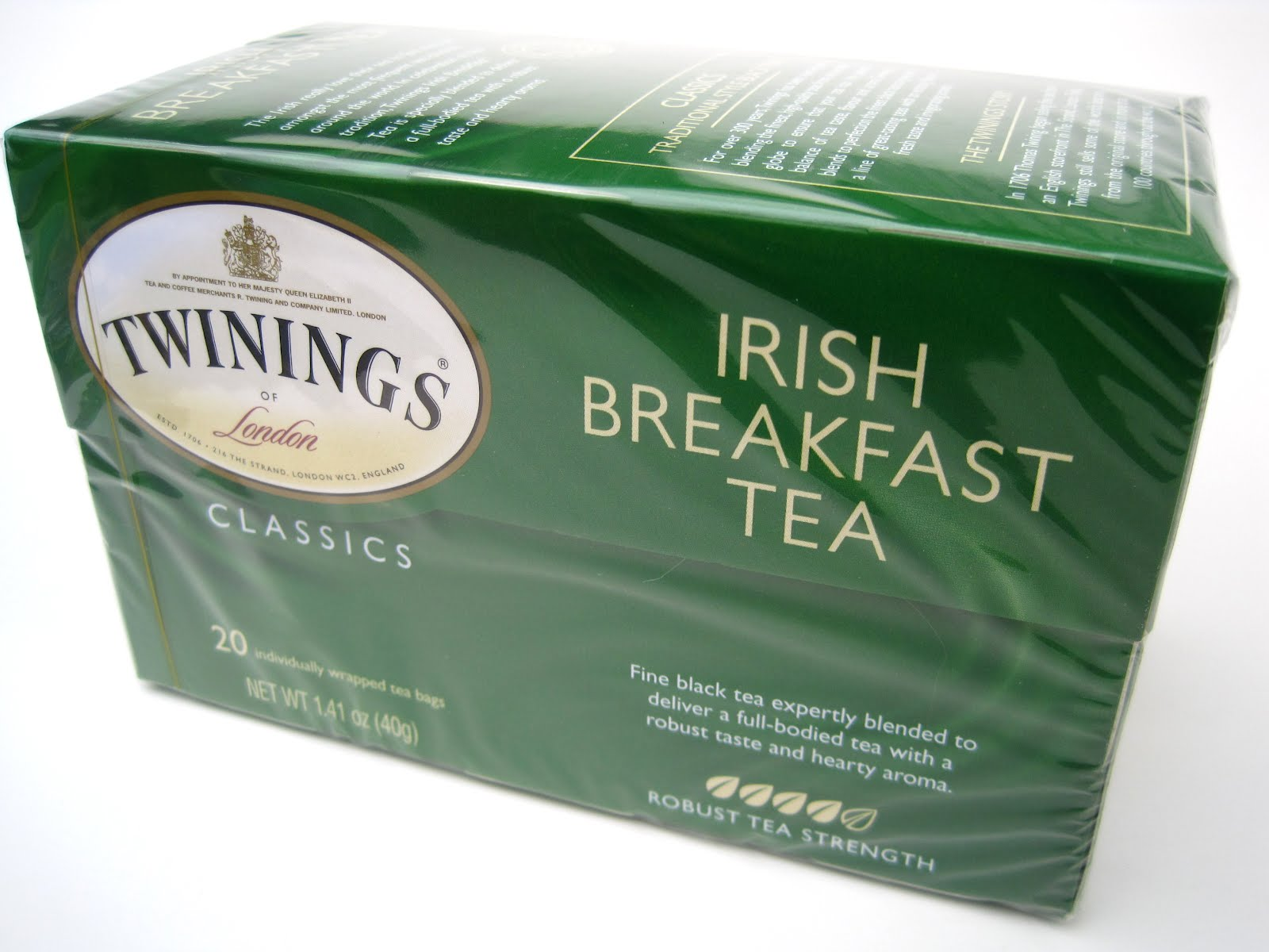 What is irish breakfast tea