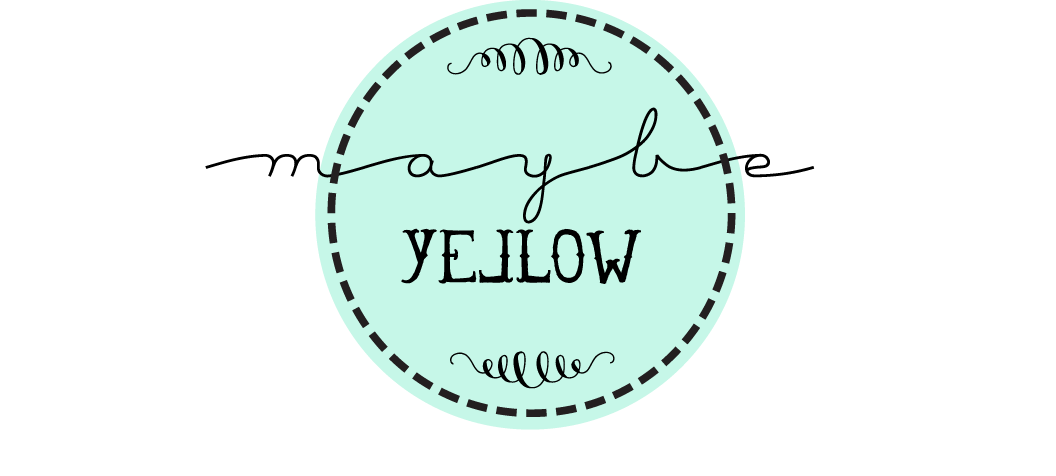 maybe yellow