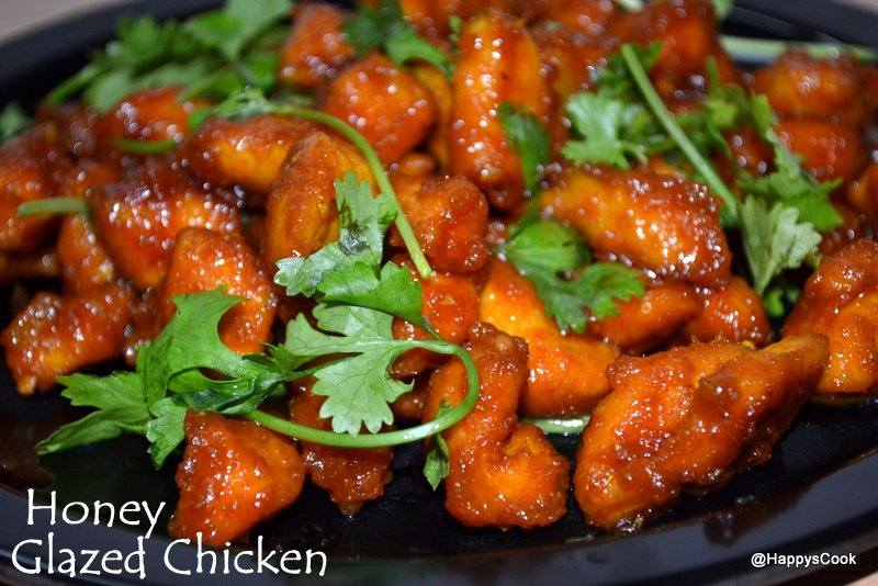 Spicy Honey Chicken Recipes — Dishmaps