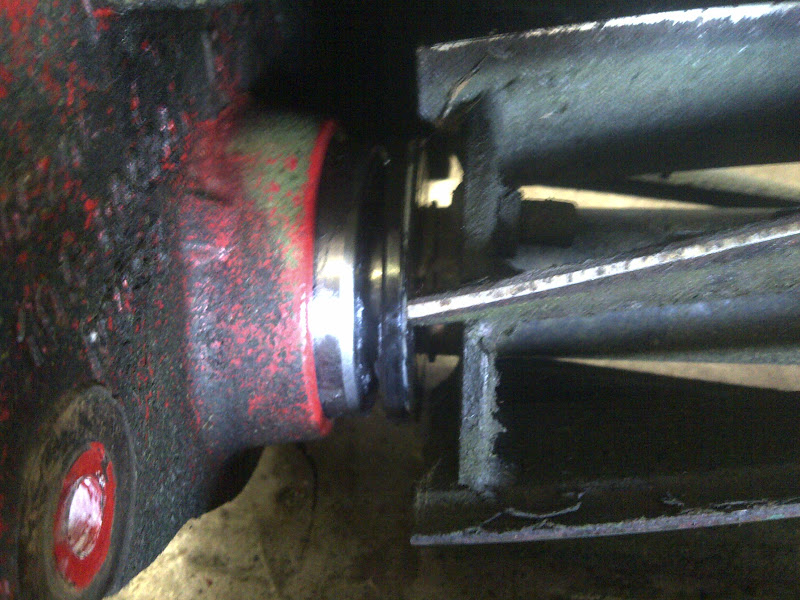 how to fix a bearing that fell apart