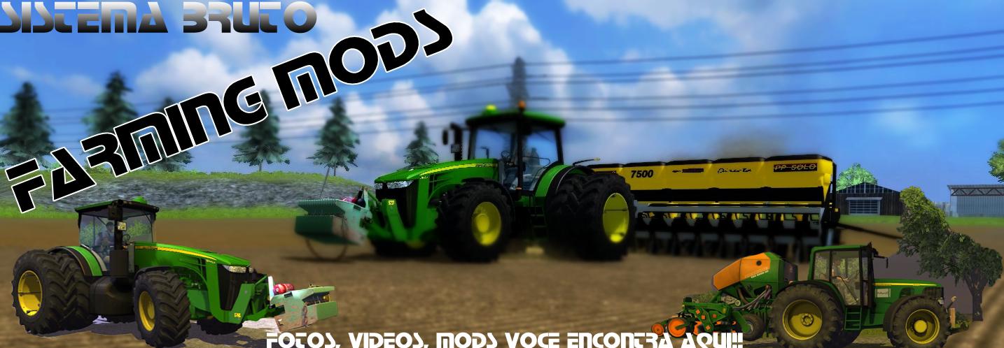 Farming Mods Sistema Bruto